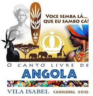 E S Vila Isabel carnaval 2012