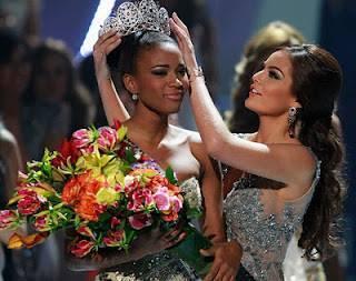 Leila Lopes Miss Universo 2011