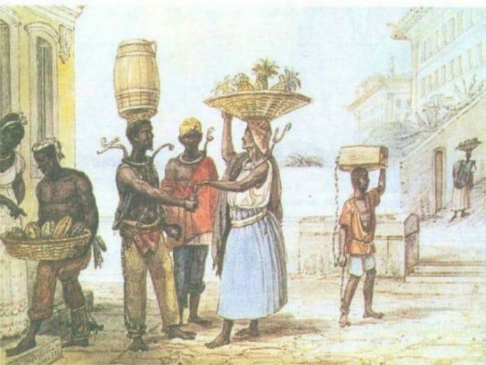 Escravos de Ganho